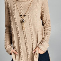 Close Knit Sweater