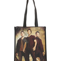 Supernatural Small Shopper Tote