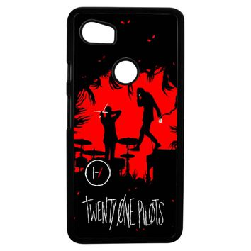 Twenty One Pilots Poster Google Pixel 2XL Case