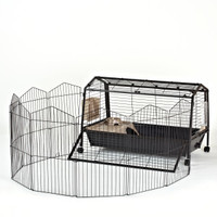 Oxbow Play Yard Small Pet Habitat