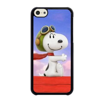 snoopy dog iphone 5c case cover  number 1