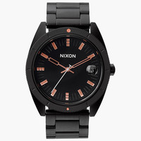 Nixon The Rover Ss Watch Matte Black One Size For Men 24943818201