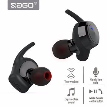 True Wireless Bluetooth Earbuds US-001 Sport Earphone