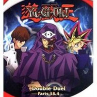 YU-GI-OH 3 & 4 DOUBLE DUEL MOVIE