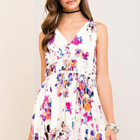 Cover Story Floral Dress RESTOCK