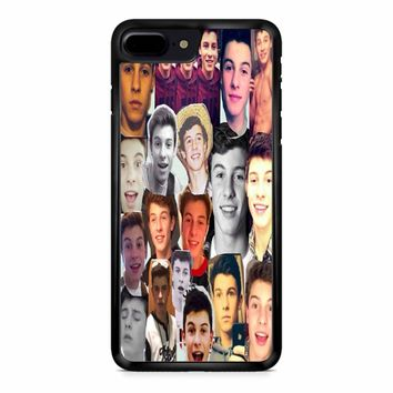 Shawn Mendes Collage 3 iPhone 8 Plus Case