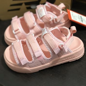 New Balance Girls Boys Children Baby Toddler Kids Child Fashion Casual Sandals Shoes