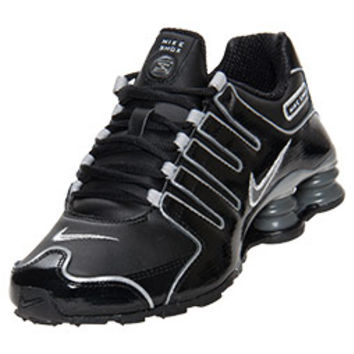 Boys' Grade School Nike Shox NZ Running Shoes