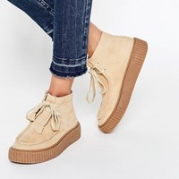 ASOS ANYAN Lace Up Boots