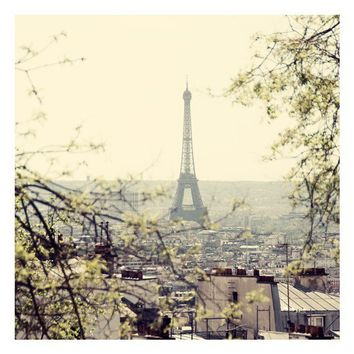 paris eiffel tower photograph  ... whimsical fine by oohprettyshiny