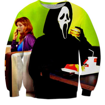 Ghostface McDonald's