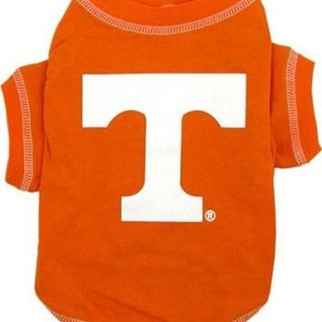 LMFHJ2 Tennessee Vols Pet Shirt LG