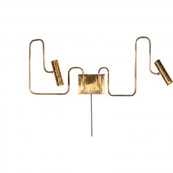 PIVOT WALL SCONCE - DOUBLE