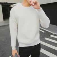 Mens Cool Pullover Sweater
