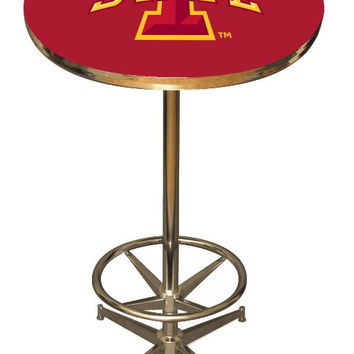 Iowa State University Pub Table