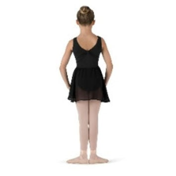 Bloch Girl's Mock Wrap Ballet Skirt
