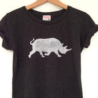 Rhino top - look cool and save rhinos
