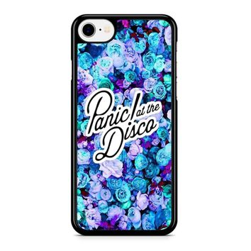 Panic At The Disco Flower iPhone 8 Case