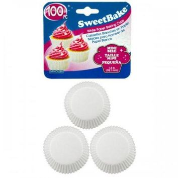 VOND4H Mini Paper Baking Cups 100pk