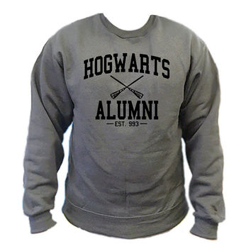 Harry Potter Hogwarts Alumni Sweatshirt