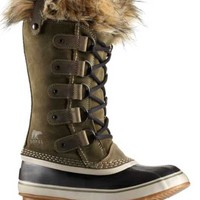 Sorel Joan of Arctic Boots in Nori for Women NL1540-383