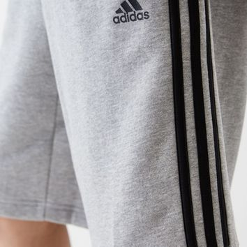 adidas 3-Stripe Sweat Shorts at PacSun.com