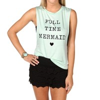 ull Time Mermaid