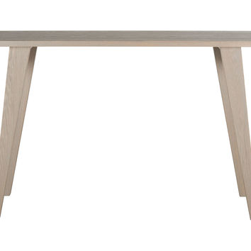 Anne Console, Gray, Console Table