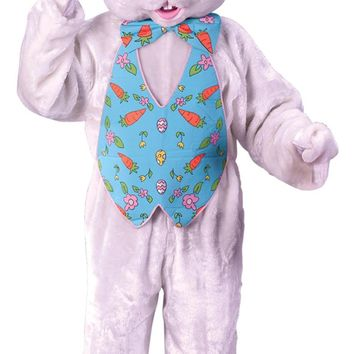 Bunny Costume With Overhd Mask