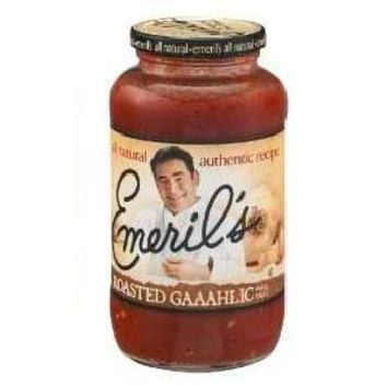 Emeril's Roasted Gaaahlic Pasta Sauce (6x25 Oz)