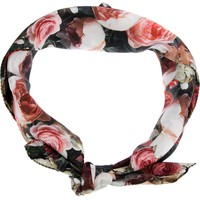 Givenchy Floral Scarf - Concept Store Smets - Farfetch.com