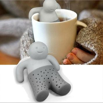 Mr Teapot Silicone Tea Infuser Filter Teapot for Tea & Coffee Filter FREE SHIPPING