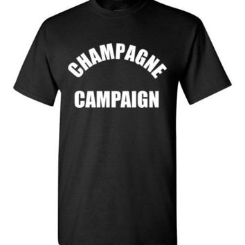 Champagne Campaign T-Shirt