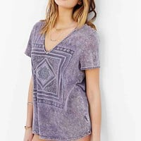 Truly Madly Deeply Mineralized Slim V-Neck Tee
