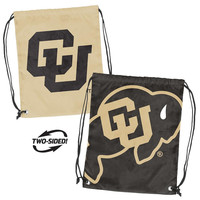 Colorado Golden Buffaloes NCAA Doubleheader Reversible Backsack