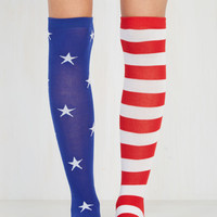 Toes of the Brave Socks | Mod Retro Vintage Socks | ModCloth.com