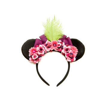 Anastasia Disney Ears Headband, Mouse Ears, Disney Headband, Disney Villain, Disney Bound, Cinderella Dress, Cinderella Costume, Disneyland