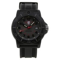 Luminox Men's 8802 Carbon-Reinforced PC Analog Plastic Bezel Watch