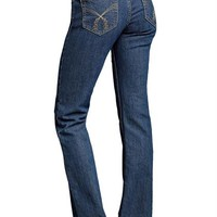 Bootcut 5-pocket Jeans by Ellos® | Plus Size View All Jeans | Woman Within