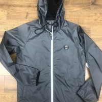 Bare Wires Tech Windbreaker