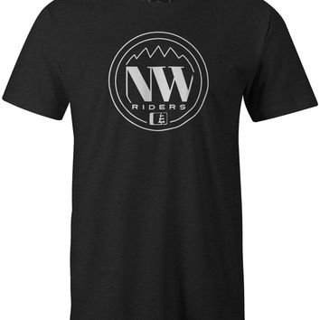 Mark T-Shirt Charcoal Heather
