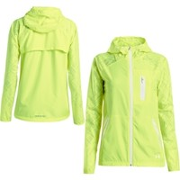 Under Armour Women's Qualifier Lace Full Zip Jacket