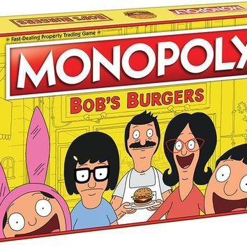 Bob's Burgers Monopoly® Board Game