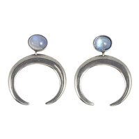 The Crescent Earring (view more colors)