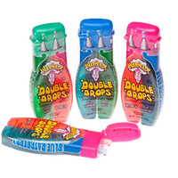 WarHeads Sour Liquid Double Drops Dispensers: 24-Piece Box