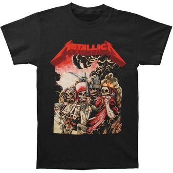 Metallica Men's  The Four Horsemen T-shirt Black