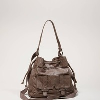 AEO Pocket Bucket Bag | American Eagle Outfitters
