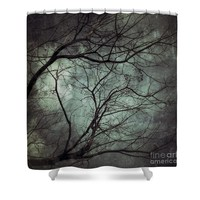 The Unknown Shower Curtain for Sale by Ivy Ho