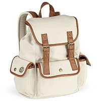 Olsenboye® Canvas Backpack : handbags & accessories : juniors : jcpenney