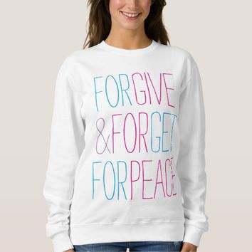 Give for Peace Sweatshirt